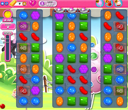Candy Crush Saga 462