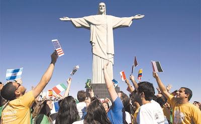 #JMJRio2013: Do espanhol ao árabe, hino da Jornada ganha versões internacionais
