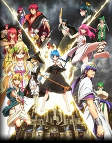assistir - Magi: The Kingdom of Magic - Episódios - online