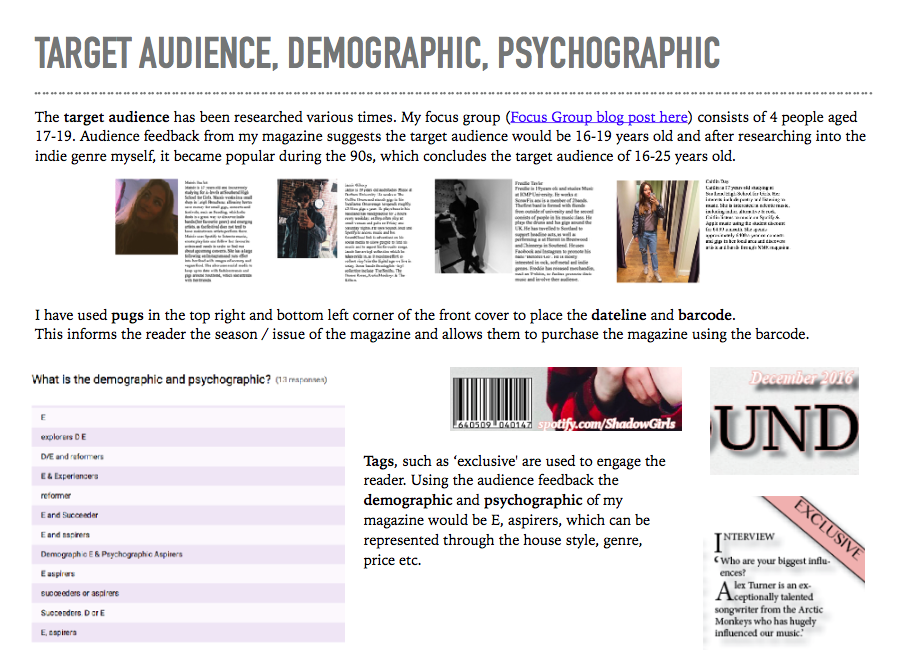 target audience demographics and psychographics for fair and lovely cream Demographics: teen vogue media packs - print: from this media kit you can see that it is more popular with women than men and 5 million people buy this magazine the median age for this magazine is 21 so the target audience is young adults who are women this media kit shows 47,689 buy the.