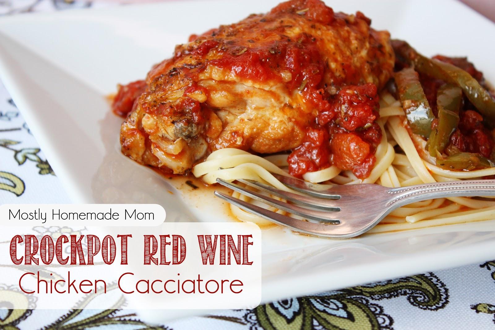 Crockpot Chicken Chili | Mostly Homemade Mom