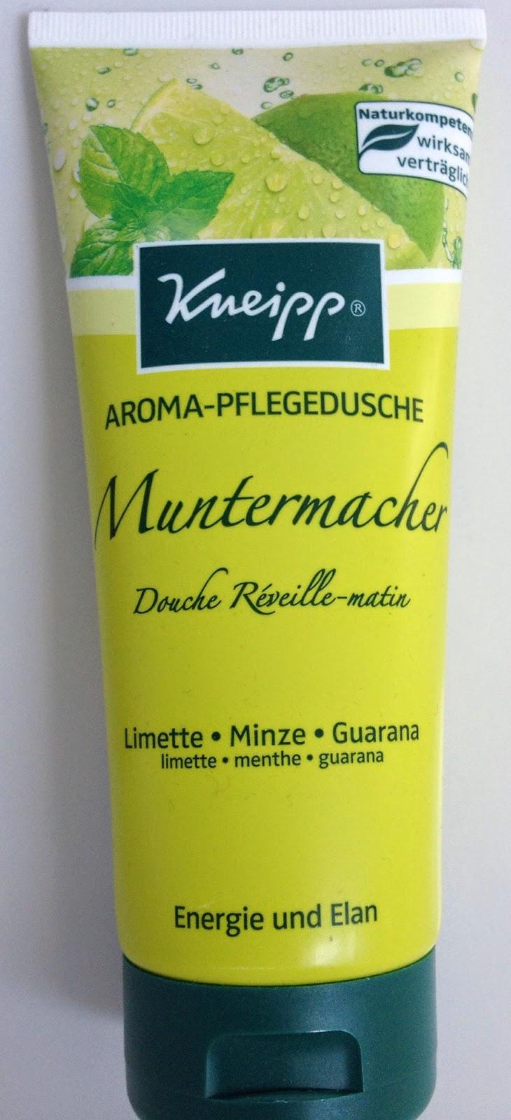 Limette; Minze; Guarana; Energie und Elan