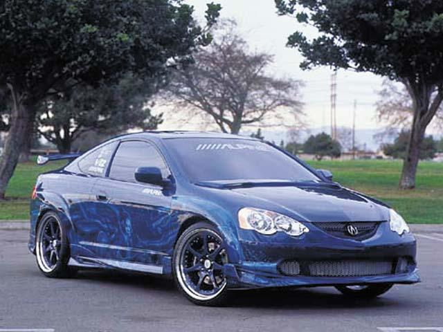 Acura RSX Type S