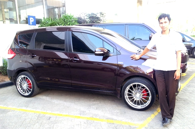 Suzuki Automobile Jakarta: Suzuki ERTIGA Modifikasi title=