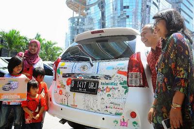 Ajang POP YOU UP Mampu Pengaruhi Pemilik Toyota di Makassar