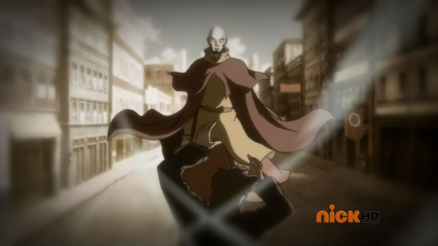 Avatar Aang The Old Masters