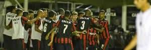 Vitória 4 x 1 Bragantino: Veja os melhores momentos