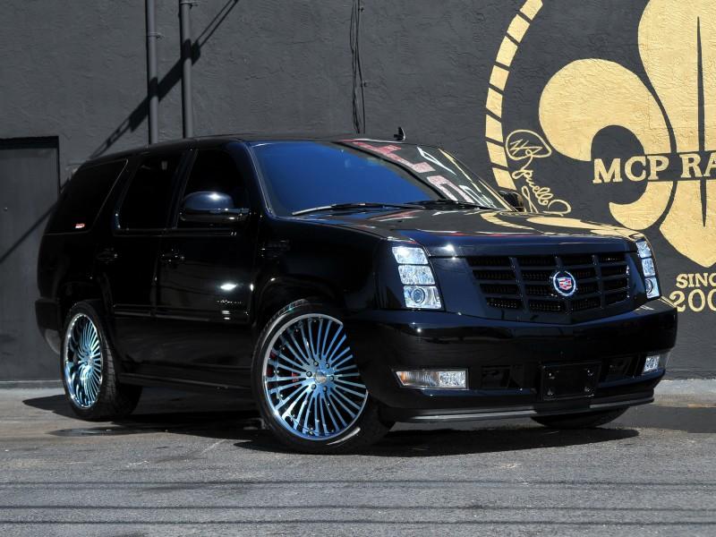 Cadillac Escalade Tuning Photos Тюнинг Авто новости от