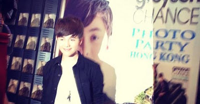 Greyson arrives at Photo Party in Hong Kong - July 2012