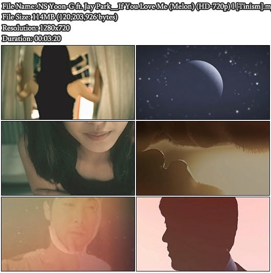 Download MV NS Yoon-G ft. Jay Park - If You Love Me (Melon HD 720p)