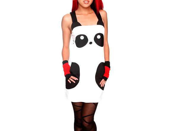 Vestido de Panda