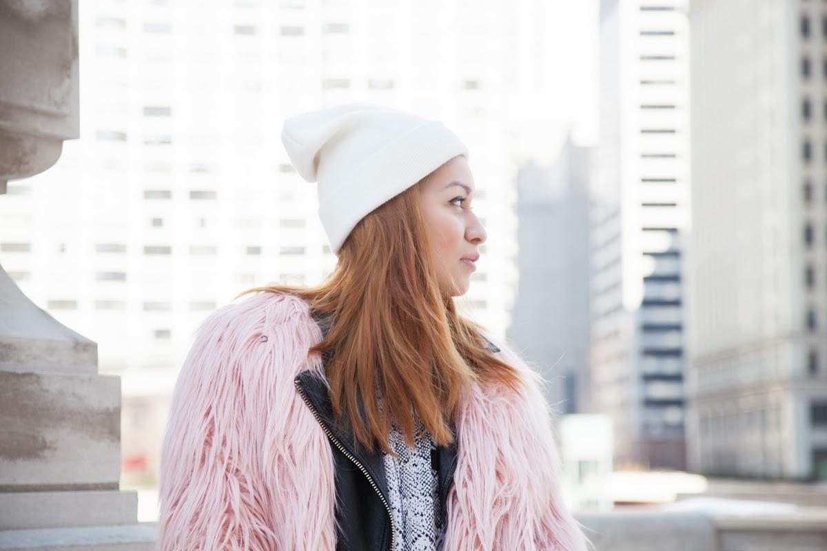 street style latina fashion pink trend
