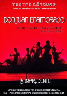 Teatro Don Juan Enamorado (La Imprudente), Málaga