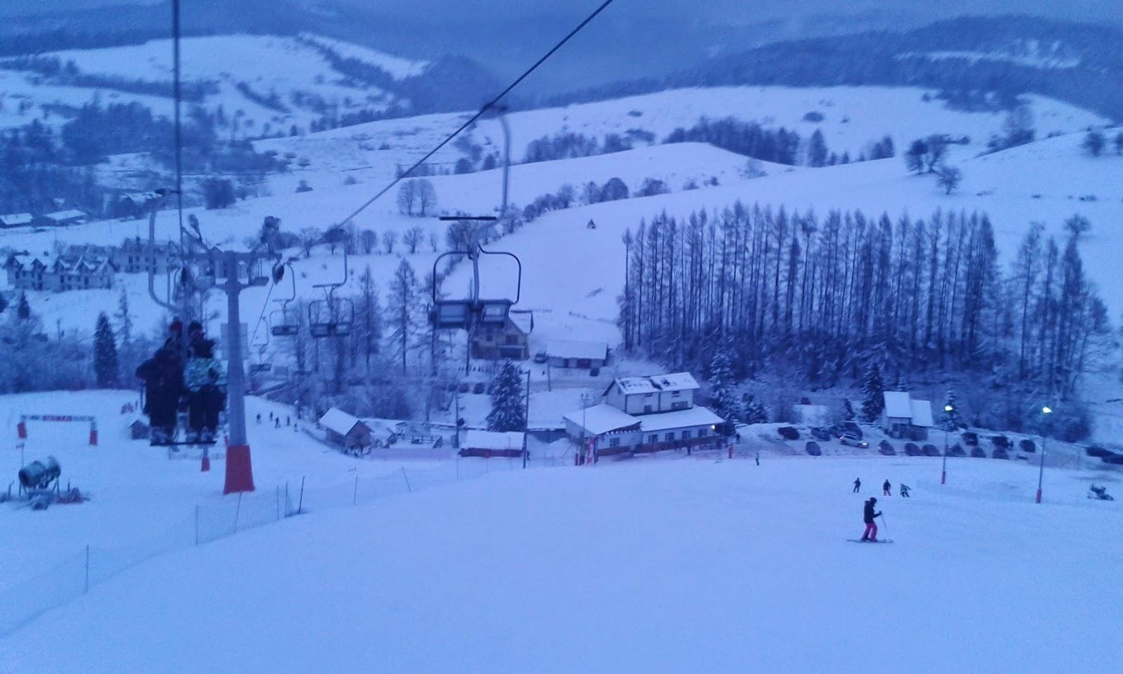 Arena narciarska Homole w Jaworkach