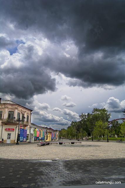 Centrul orasului Cernavoda