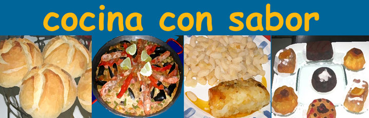 cocina con sabor