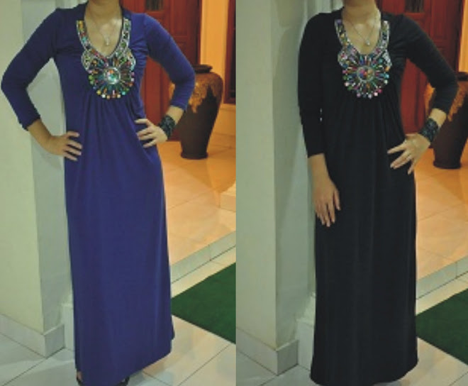 Longdress manik