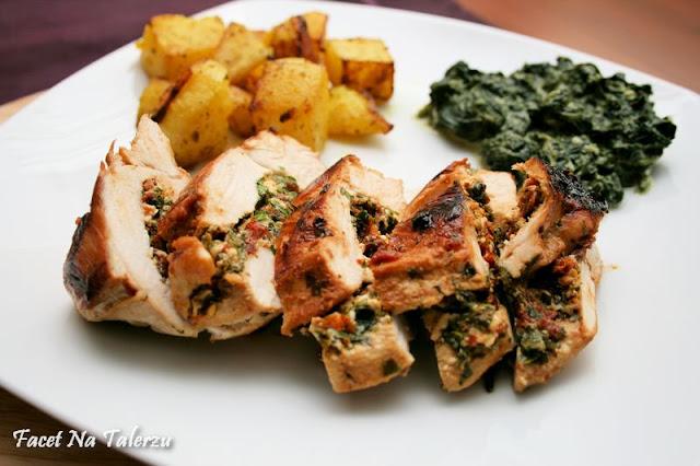 Kurczak po cypryjsku Jamie Oliver