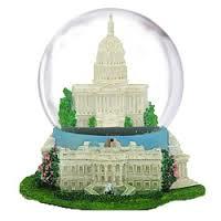 DC  SnowGlobe