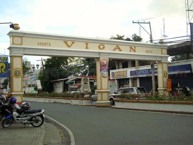 Vigan Ilocos Sur Travel Guide