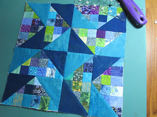 Joan Ford Scrap Quilt Challenge Tutorial