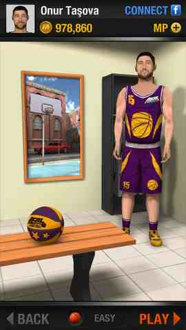 Real Basketball, iPhone Games Arcade  Free Download, iPhone Applications