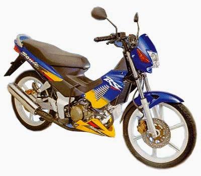 Spesifikasi Sepeda Motor Honda Nova Sonic
