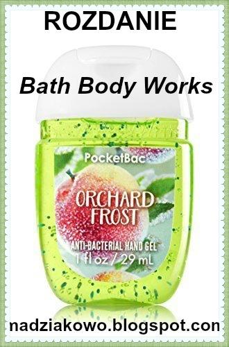 WYGRAJ ŻEL BATH & BODY WORKS