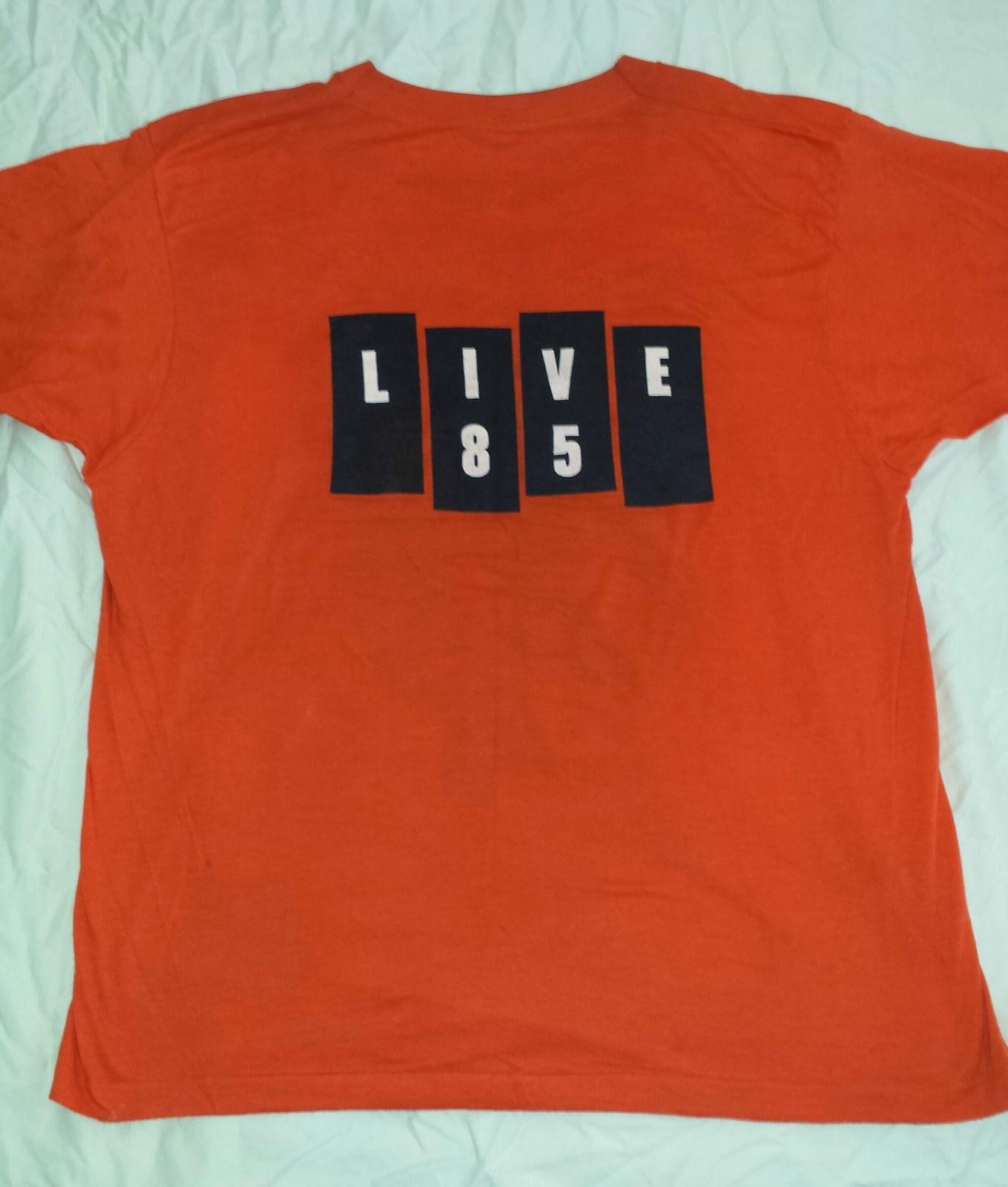 Black flag t shirt vintage - Black Flag 1985 Vintage Loose Nut Tour T Shirt