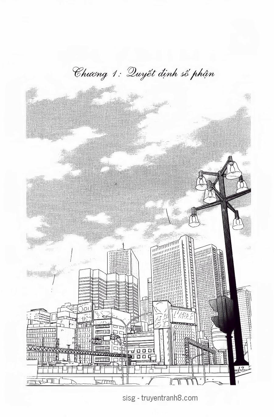 Chắp Cánh ước Mơ chap 13 - Trang 2