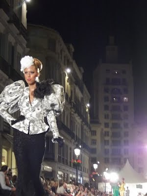 Pasarela Larios Fashion Week 2012