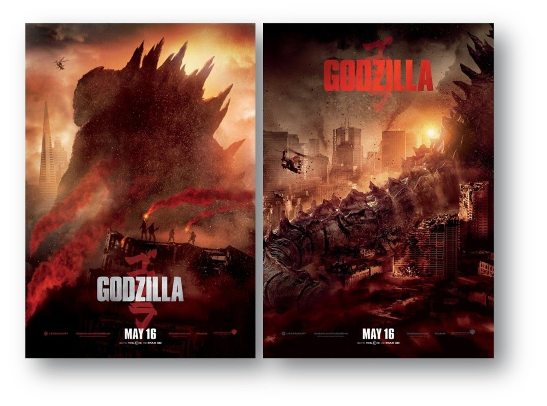 New Godzilla Movie