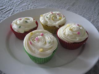 Morots cupcake
