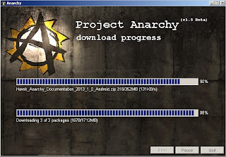Project Anarchy Download