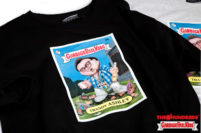 "The Hundreds x Garbage Pail Kids Collection - ""Trashy Ashley"" Tee"