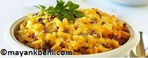 macaroni-cheese recipe