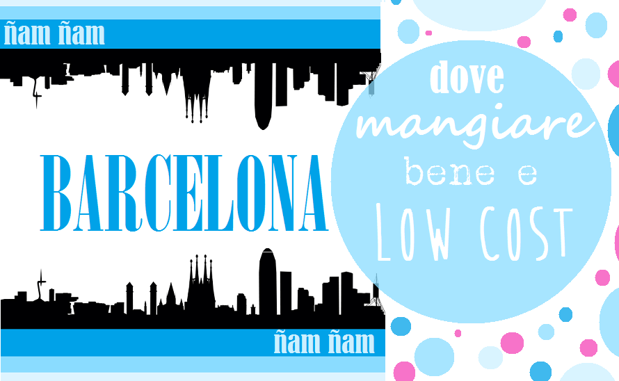 Diario di una travelholic barcellona dove mangiare bene for Appartamenti barcellona low cost