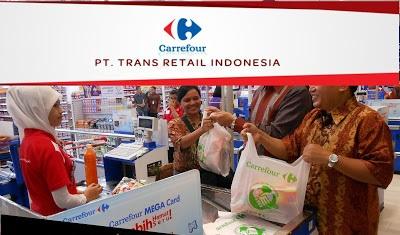 Info lowongan kerja Terbaru September 2015 PT.Trans Retail Indonesia (Carrefour)