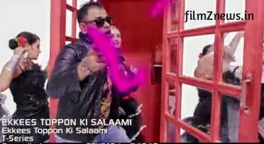 Ekkees Toppon Ki Salaami Title Video Song - Ram Sampath, Earl Edgar D