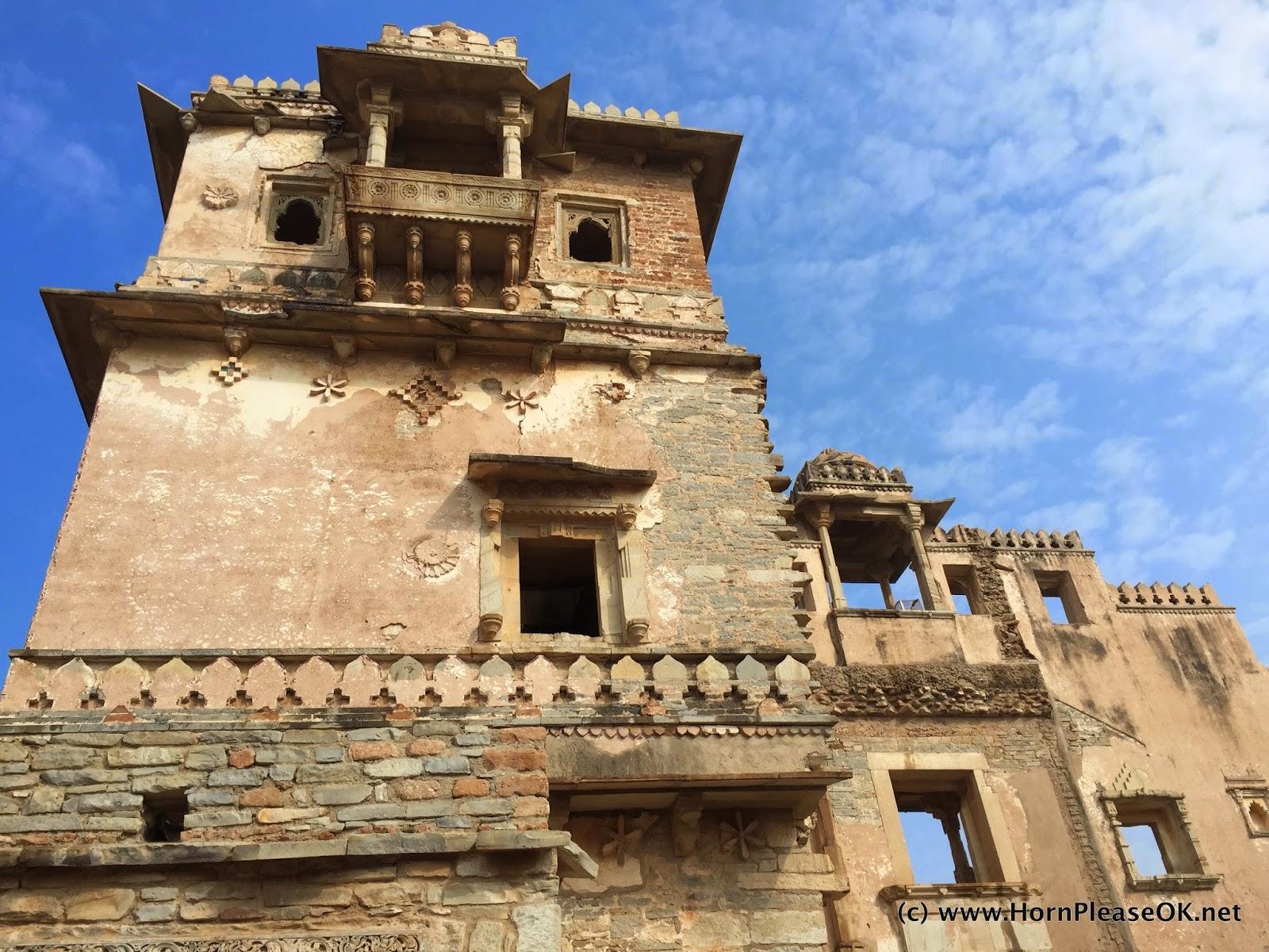 Kumbha Palace, Chittorgarh