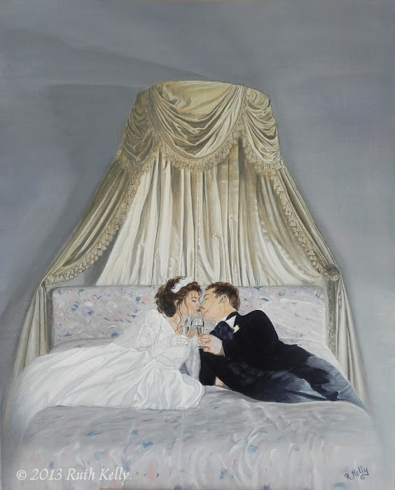 Wedded Bliss by Ruth Kelly, www.ruths-world.com