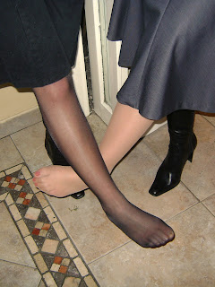 Sorry, that Pantyhose as part of uniform what words