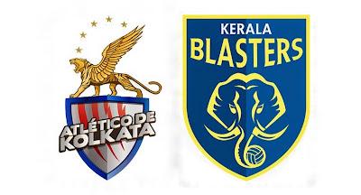 ISL 2017 Match 10; Atletico de Kolkata Vs Kerala Blasters Live