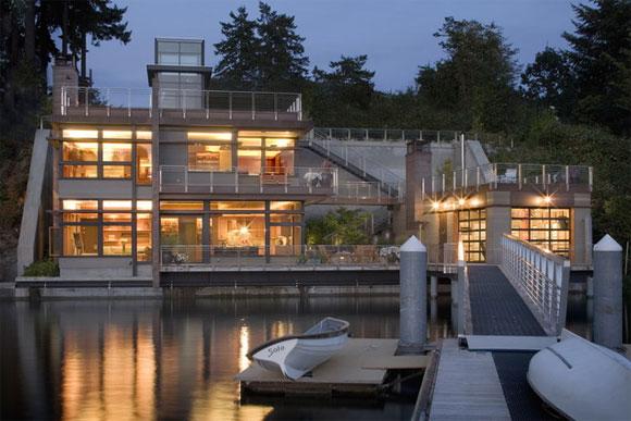 Residence, Gig Harbour, Washington