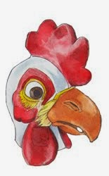 Click the chicken head to visit my website.