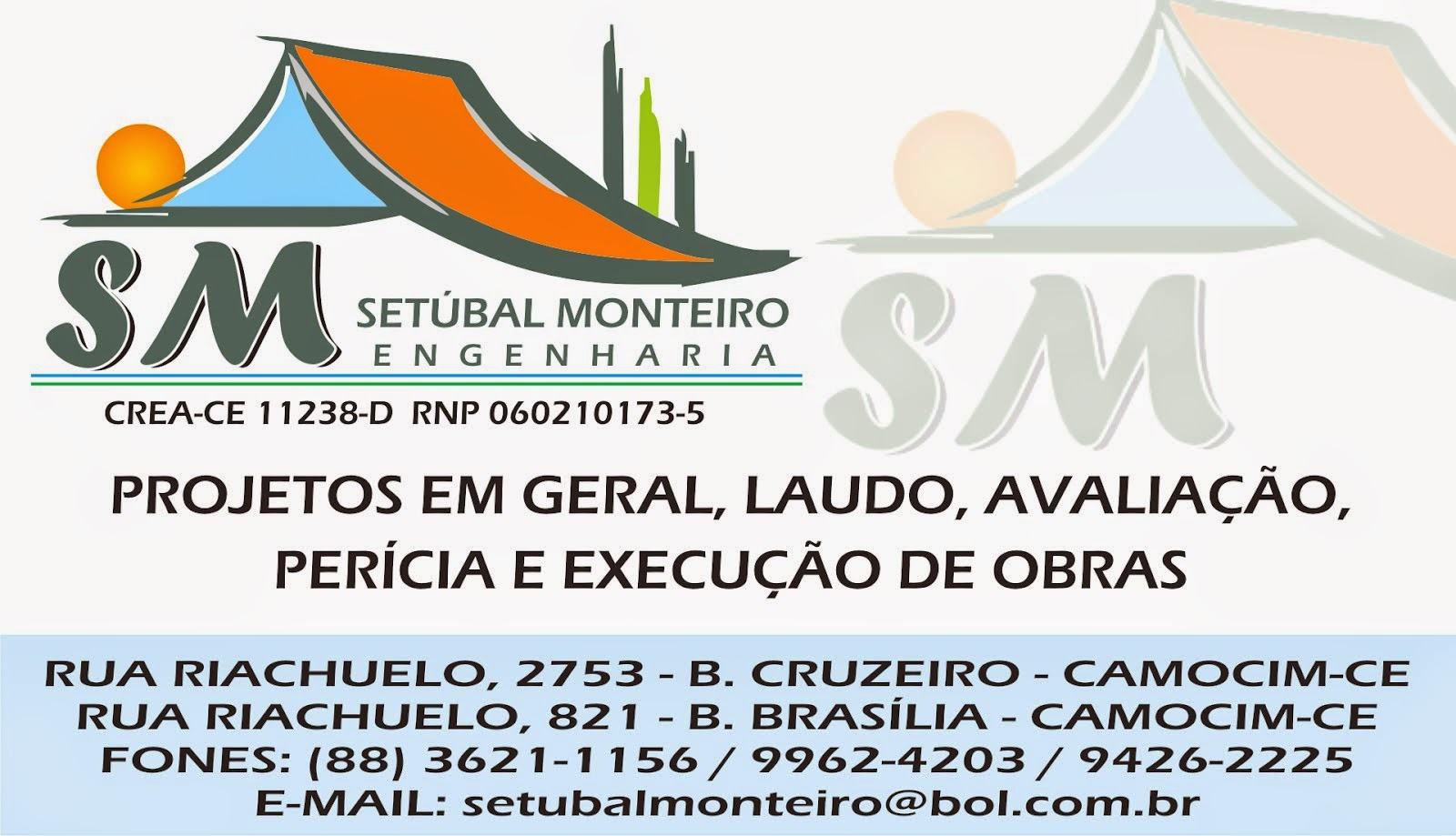 SETUBAL MONTEIRO - ENGENHARIA