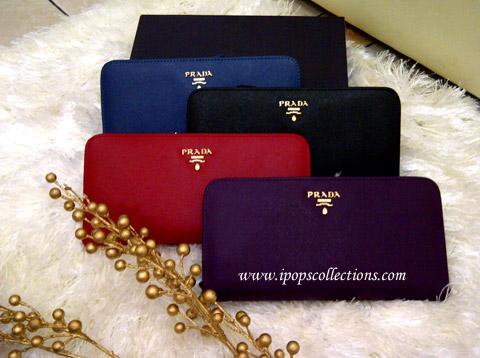 700 000 tas prada saffiano udah punya sekarang giliran koleksi dompet