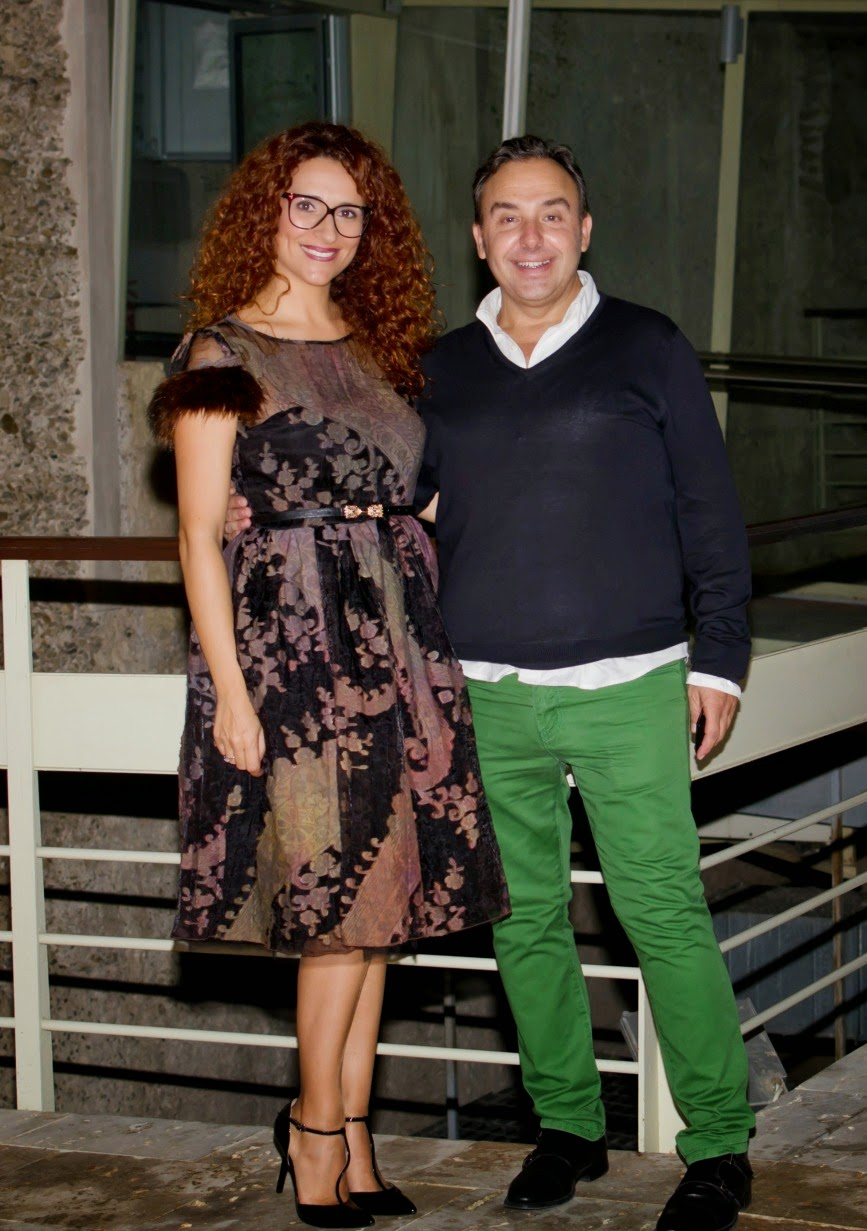 Con Paco Teruel