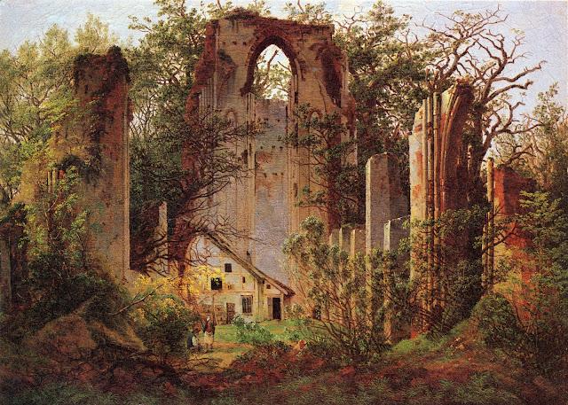 friedrich la ruina de eldena