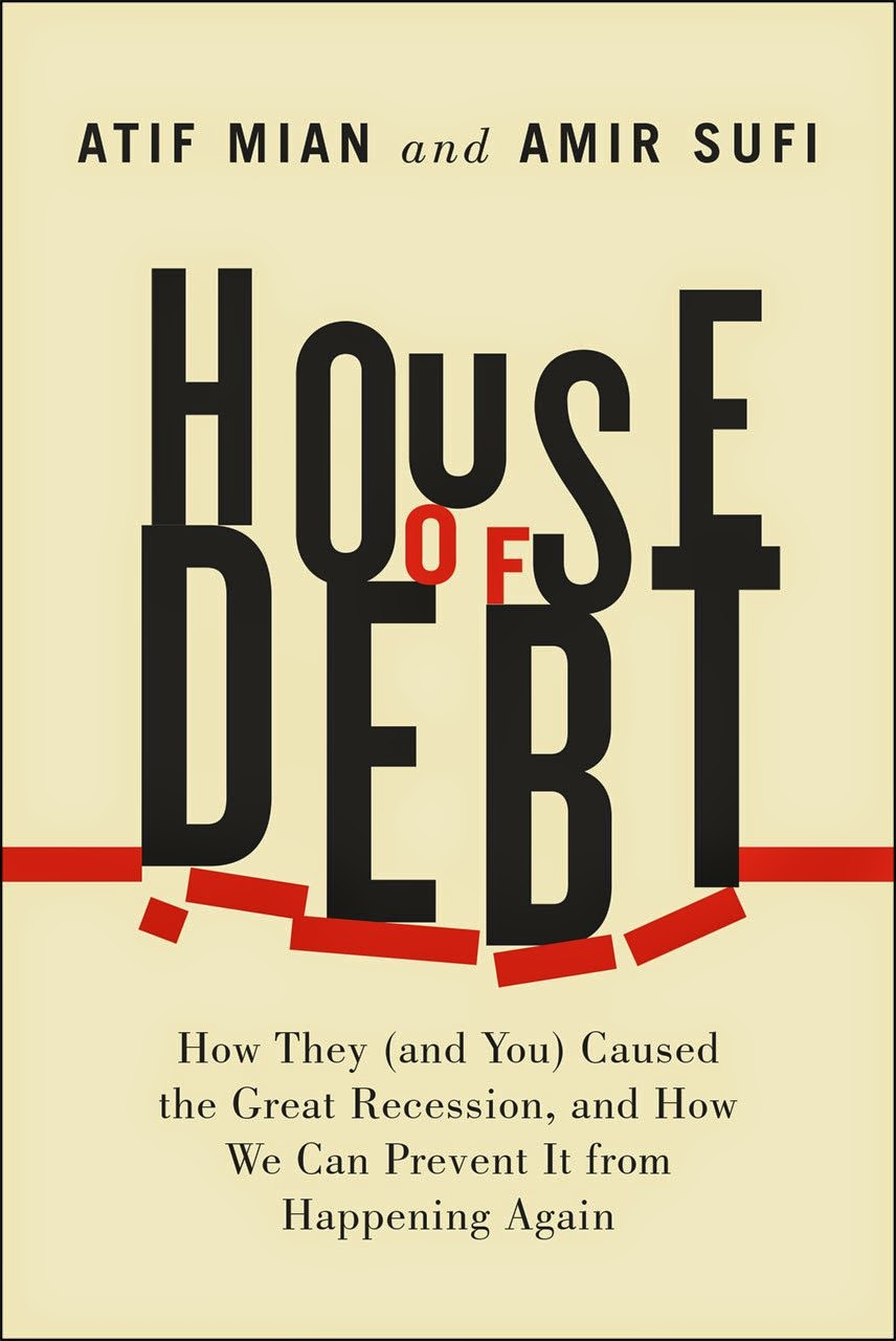 House of Debt front cover